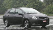 New Toyota Corolla Latest Spy Photos