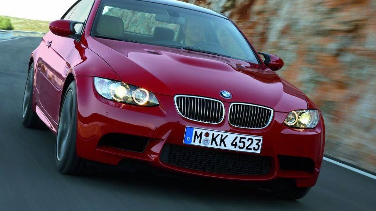 New BMW M3 Coupe