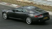 Aston Martin Rapide Spy Video