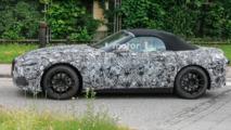 BMW Z5 Spy Shots