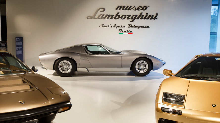 Lamborghini opens renovated museum, boasts new layout & displays