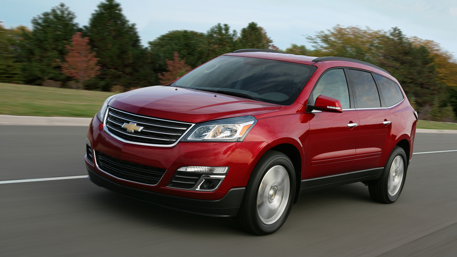 GM halts midsize CUV sales over fuel economy misprint