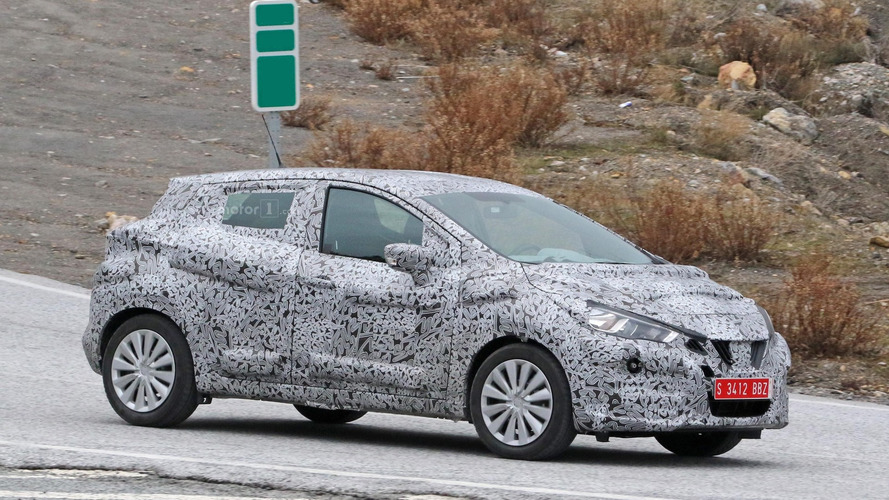 2017 Nissan Micra seems bigger, sharper