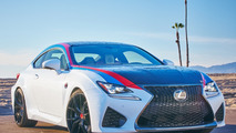 L.A. Clippers-themed Lexus RC F to be raffled