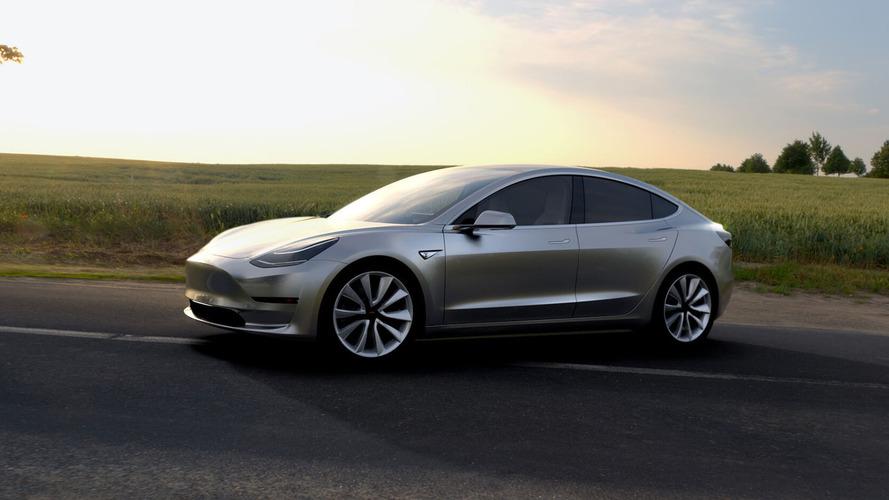 Musk confirms Tesla Model 3 to get ludicrous mode