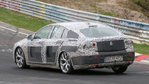 2017 Opel Insignia spy photo