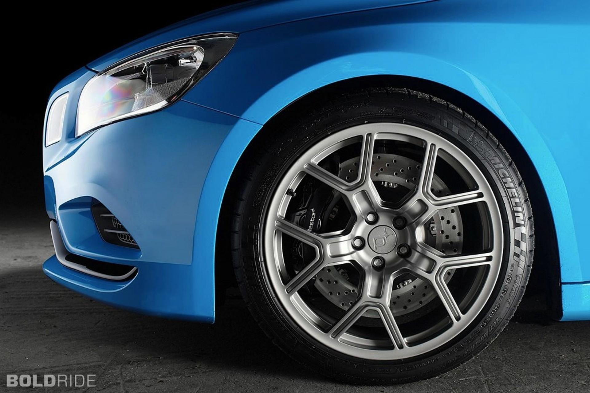 Unveiled: Volvo S60 Polestar Performance Concept