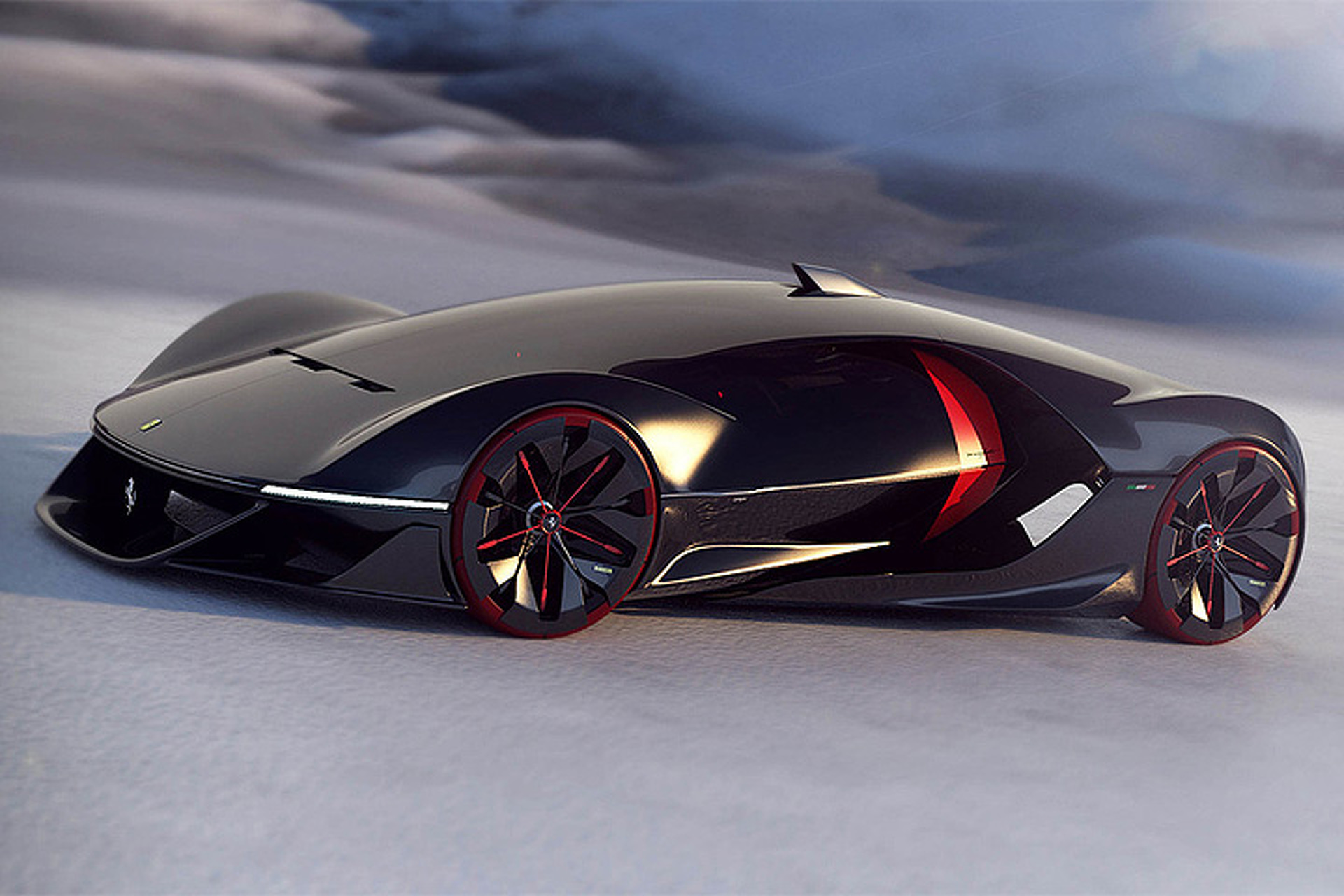 Meet the Winner of the Ferrari Top Design School Challenge