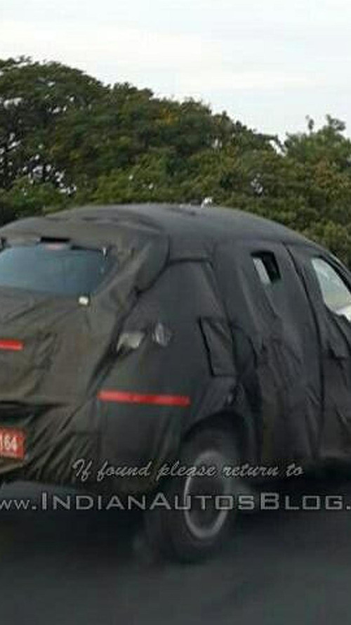 Renault Kayou entry-level model spied ahead of May 20 reveal, could get Dacia version