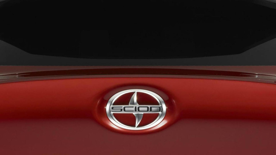 Scion teases all-new concept which could preview their first crossover