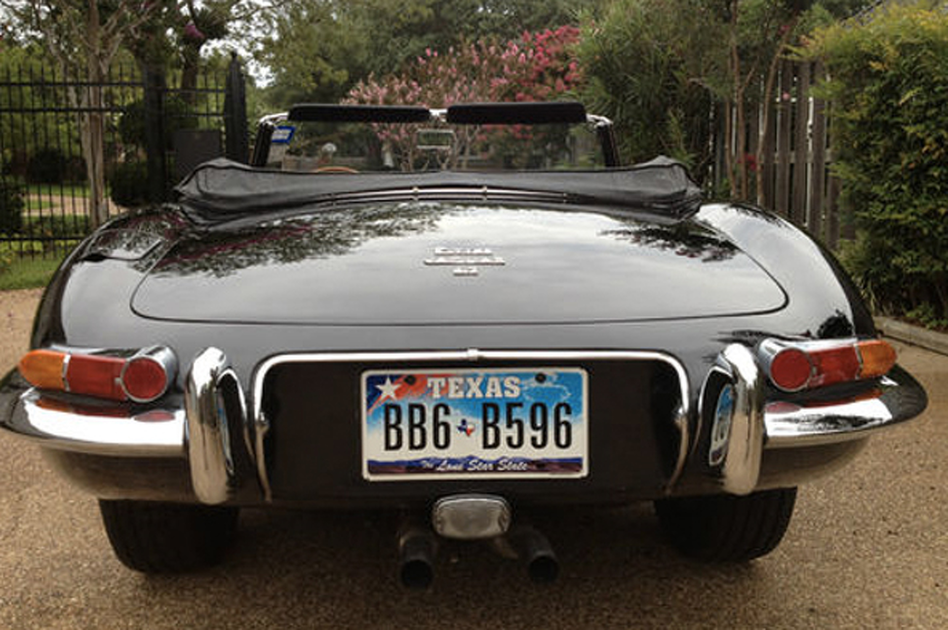 eBay Car of the Week: 1967 Jaguar E-Type XKE