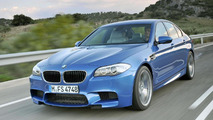 BMW M5 with six-speed manual confirmed
