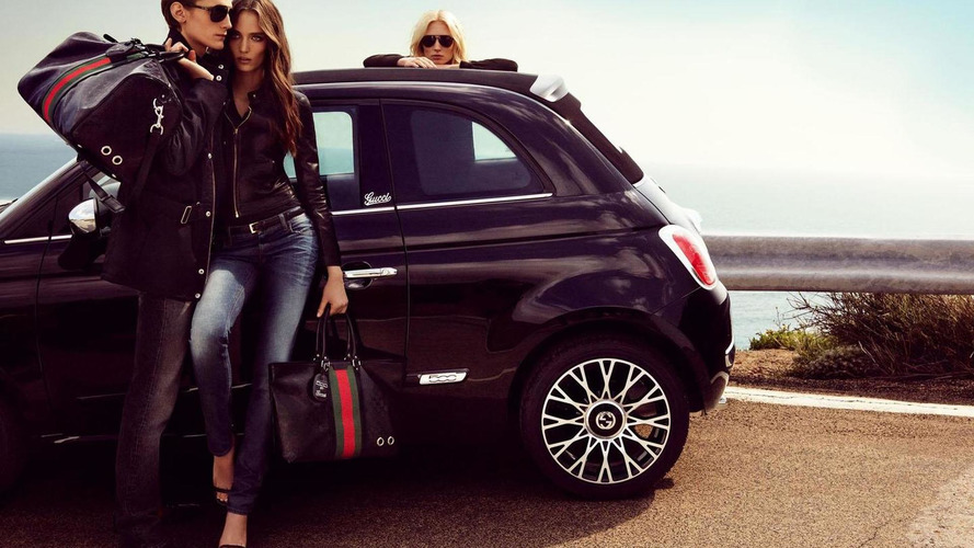 Fiat 500C by Gucci announced