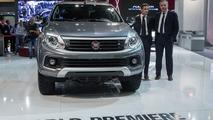 Fiat Fullback pickup truck debuts in Dubai as rebadged Mitsubishi L200