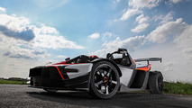 KTM X-BOW R dialed to 380 PS and 500 Nm by WIMMER