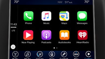 FCA Uconnect infotainment systems gain Apple CarPlay & Android Auto support