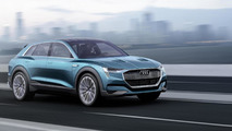 Audi wants three EVs by decade's end