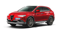 Alfa Romeo crossover to be called the Stelvio
