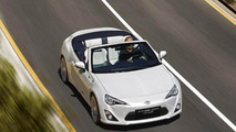 Toyota 86 Open concept