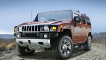 2009 HUMMER H2 Black Chrome Edition