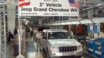 First Jeep Grand Cherokee from Austria