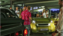 Smart Crosstown show car for Frankfurt