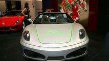 Ferrari 430 Spider Bio-fuel Concept in Detroit