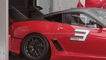 Ferrari 599XX Evolution first shakedown at Suzuka [video]