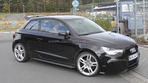 2012/2013 Audi RS1 spied for the first time at the Nürburgring