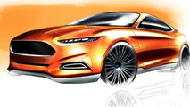 2014 Ford Mustang to ditch the retro styling - report