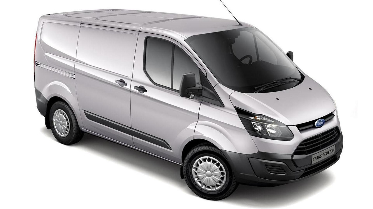 Ford Transit Custom ECOnetic 02.11.2012