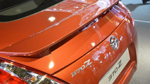 2013 Nissan 370Z facelift at Paris Motor Show