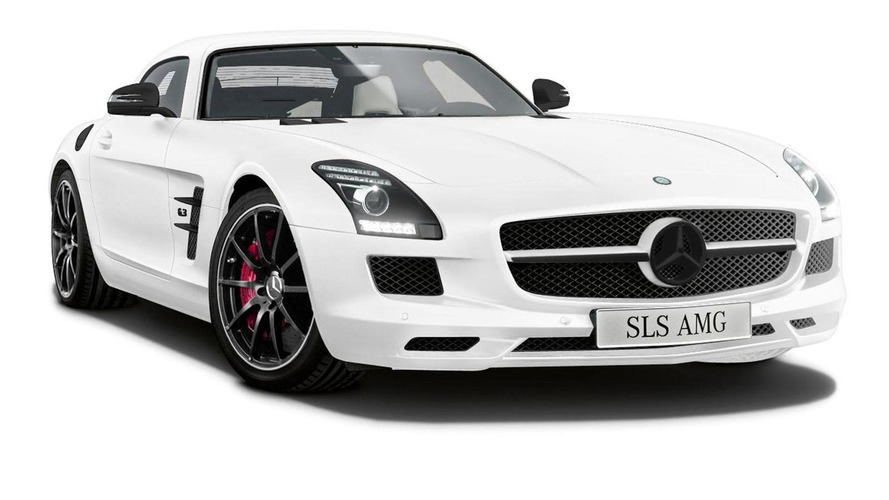 Mercedes SLS AMG Matte Editions revealed for Japan