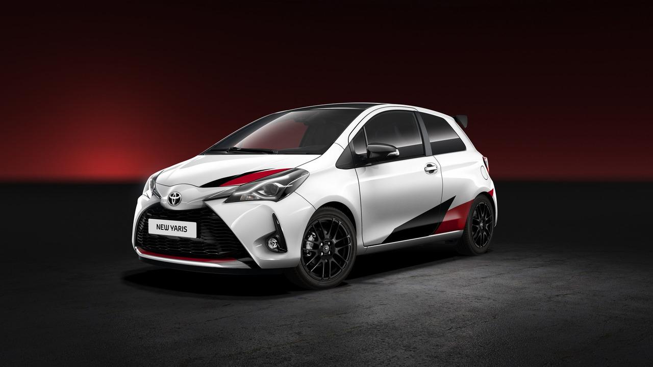 High-performance Toyota Yaris