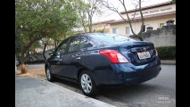 Avaliação: Nissan Versa SL 1.6 16V