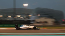 F1 Abu Dhabi Grand Prix - Qualifying Results