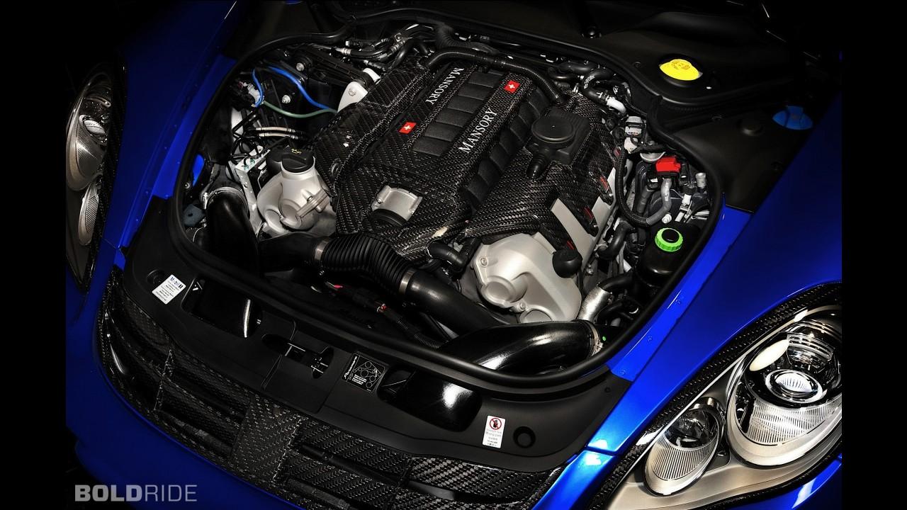 Mansory Porsche Panamera Power Pack