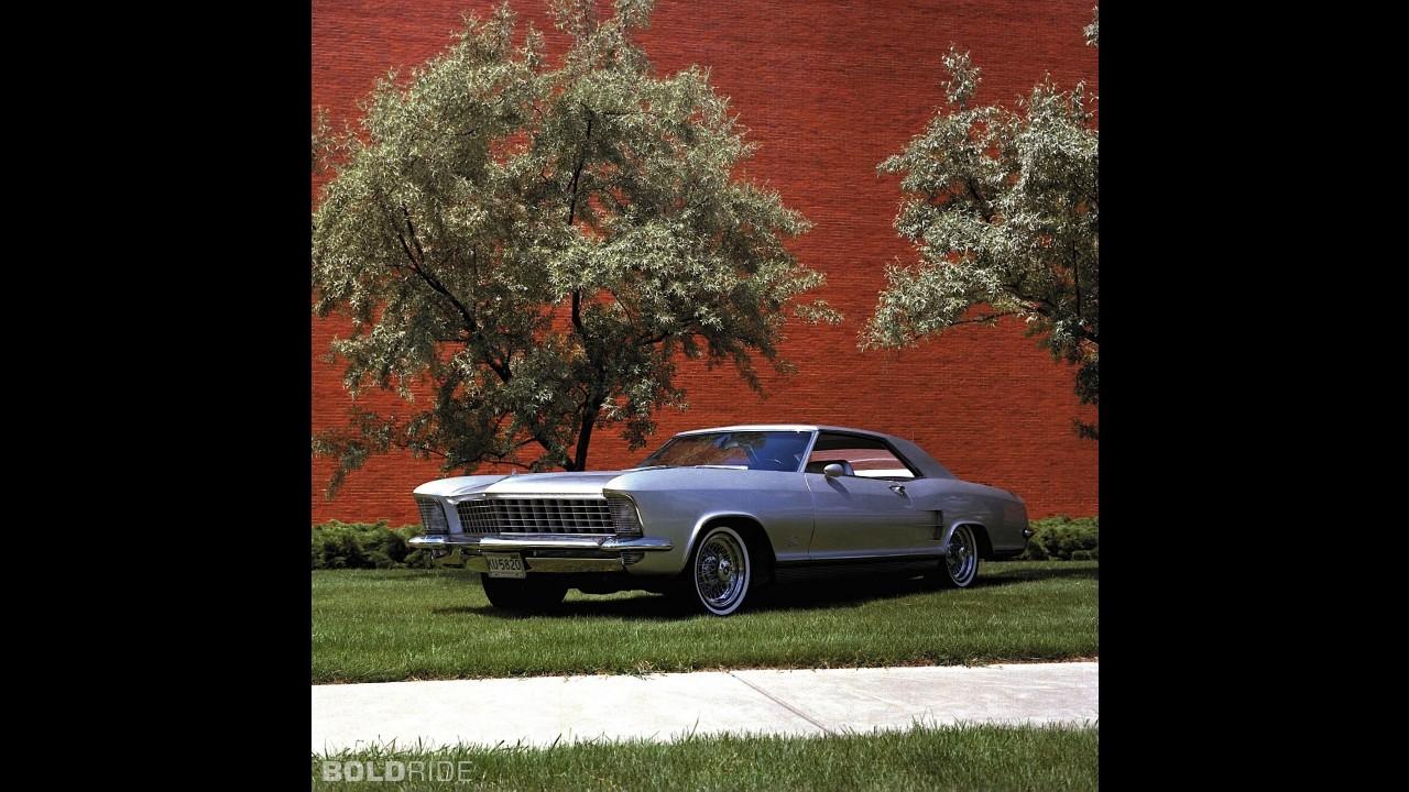 Buick Riviera Silver Arrow I Concept