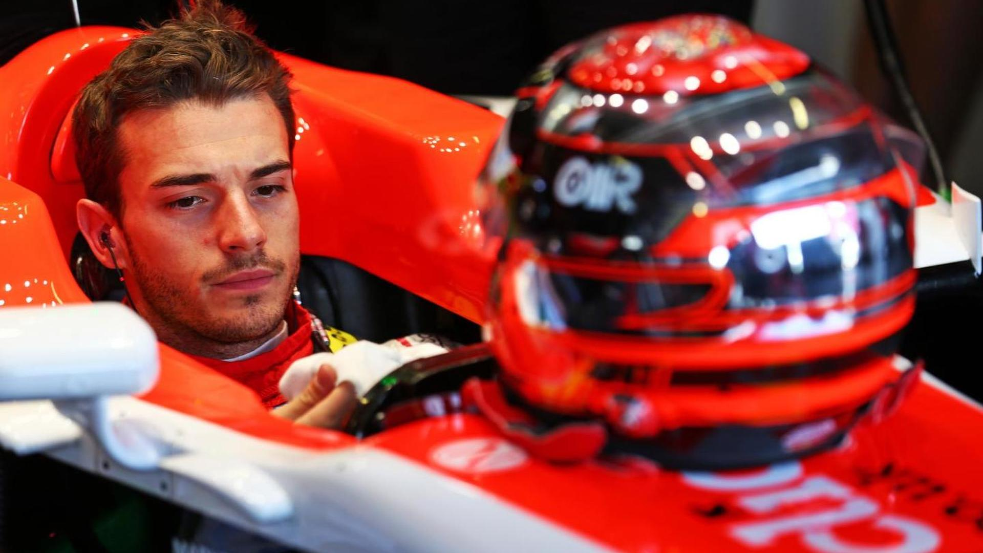 Father says 'no change' in Bianchi's condition
