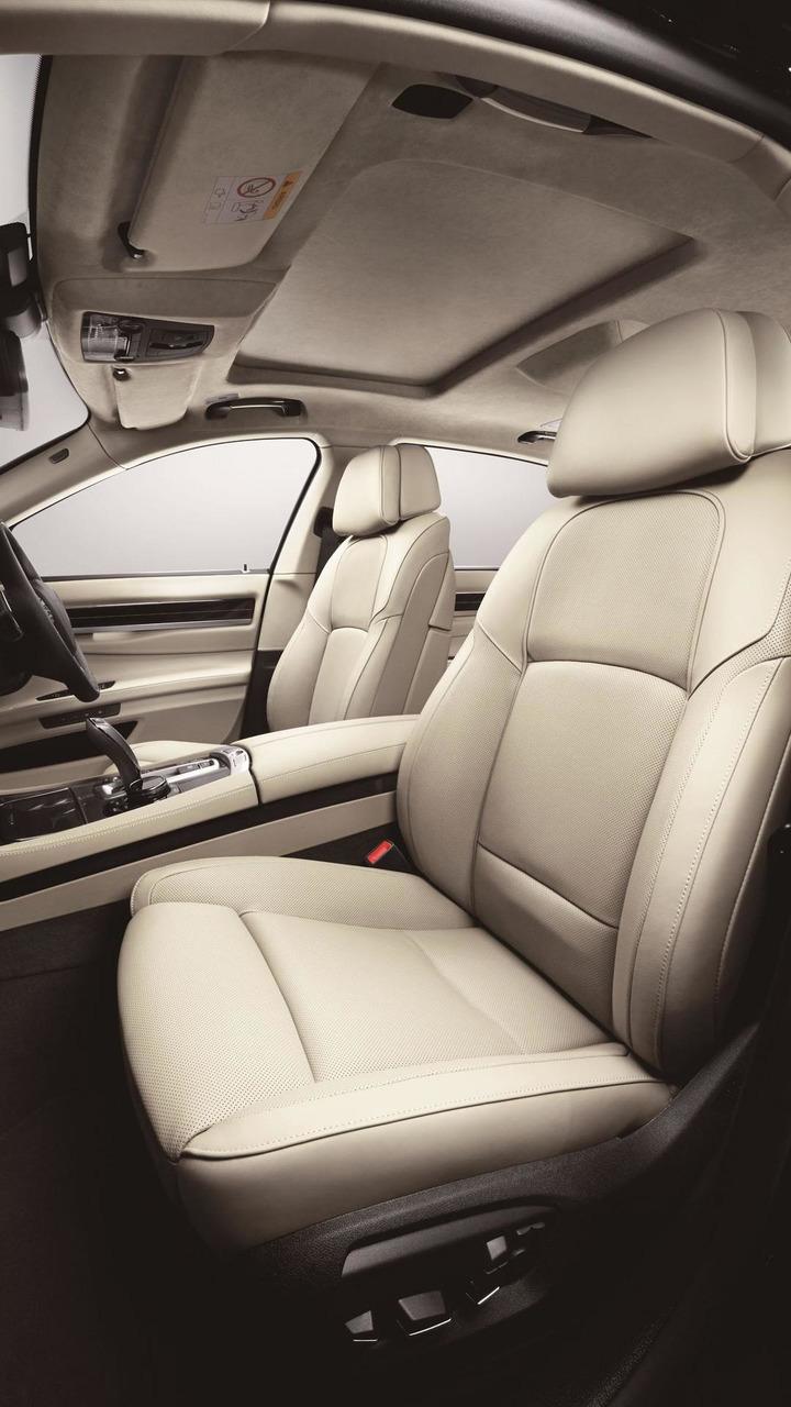 BMW Active Hybrid 7 Individual Edition