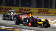 Red Bull Racing and Mercedes AMG F1 Team / XPB