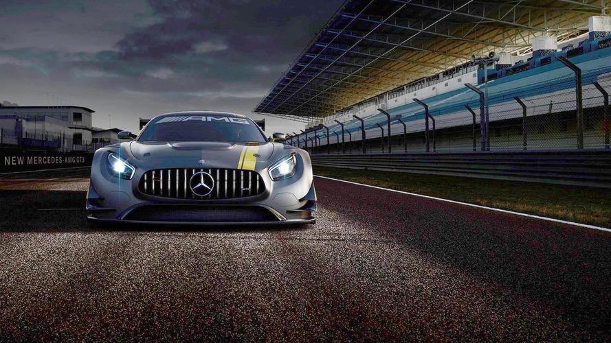 Mercedes-AMG GT3 teased again prior to Geneva debut