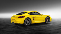 Porsche Cayman S Racing Yellow by Porsche Exclusive