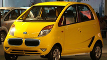 BMW could be developing a luxury interpretation of the Tata Nano