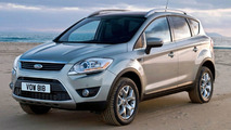 Ford Kuga UK Pricing Announced