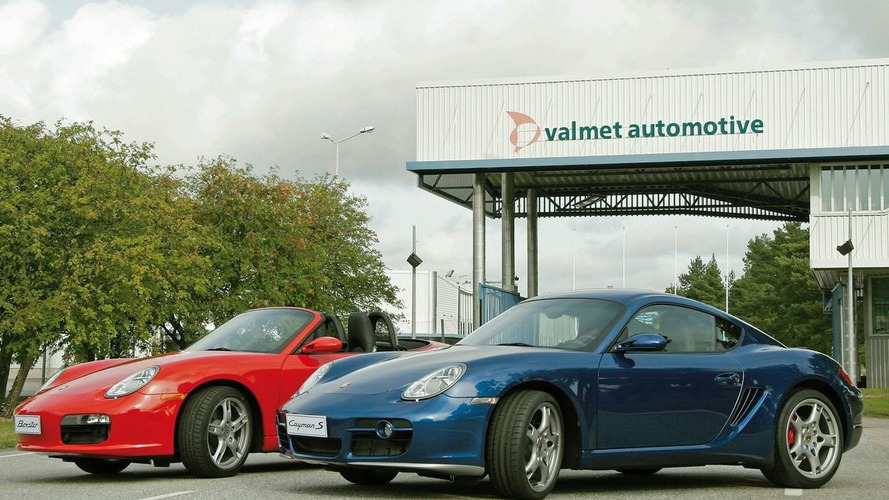 Valmet Extends Contract with Porsche