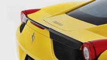Vorsteiner tunes the Ferrari 458 Italia