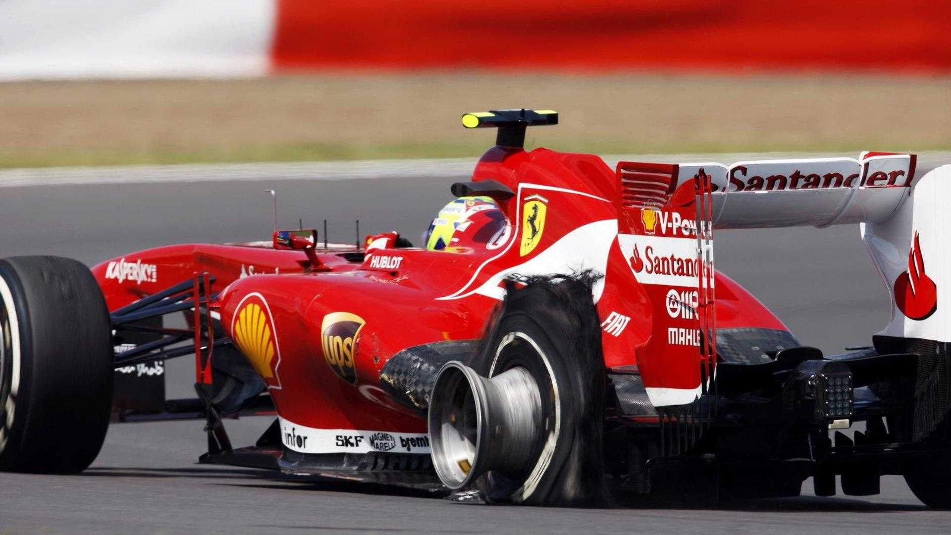 Alonso's Pirelli criticism 'very nervous' - chairman