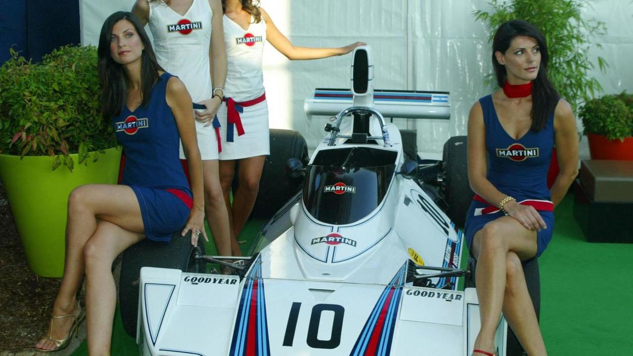 Martini Girls 08.09.2006 Italian Grand Prix