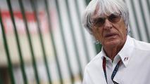 Ecclestone tells F1 chiefs German GP not dead yet